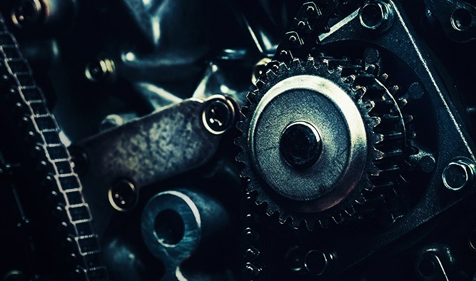Car-Engine-Gears