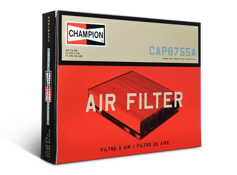 Filtre à air de Champion